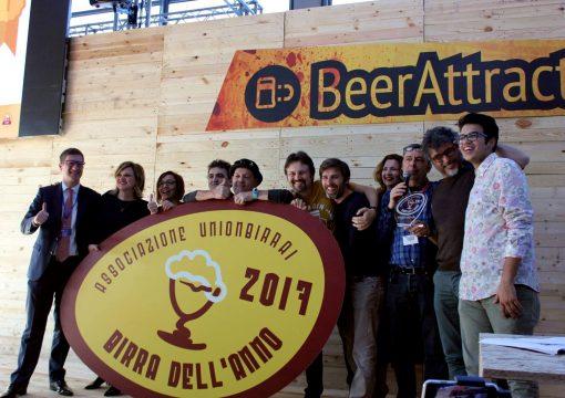 Baladin è il birrificio dell'anno 2017